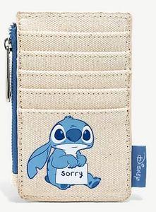 NWT Loungefly Stitch Wallet